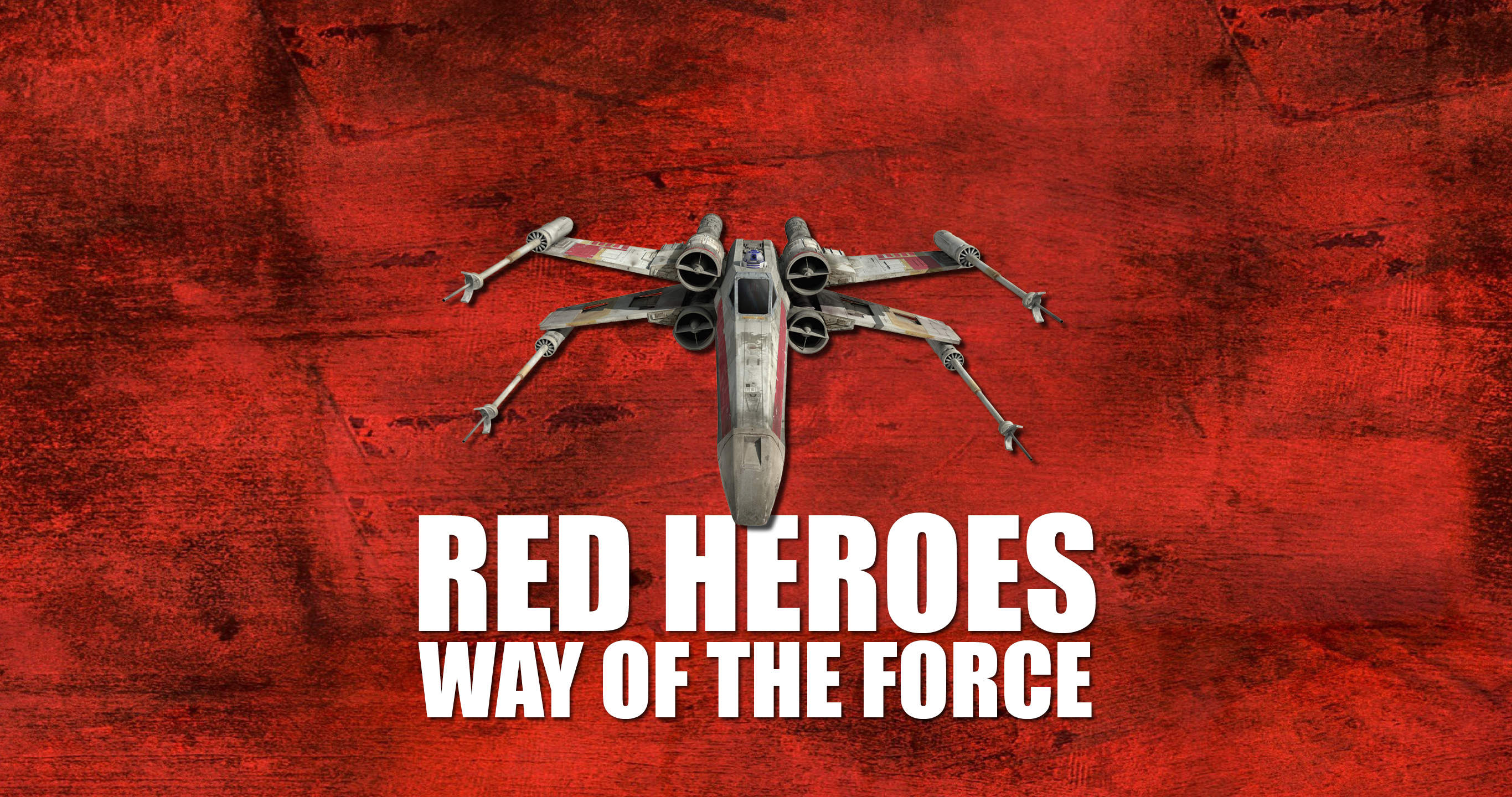 Way of the Force Set Review - Red Hero