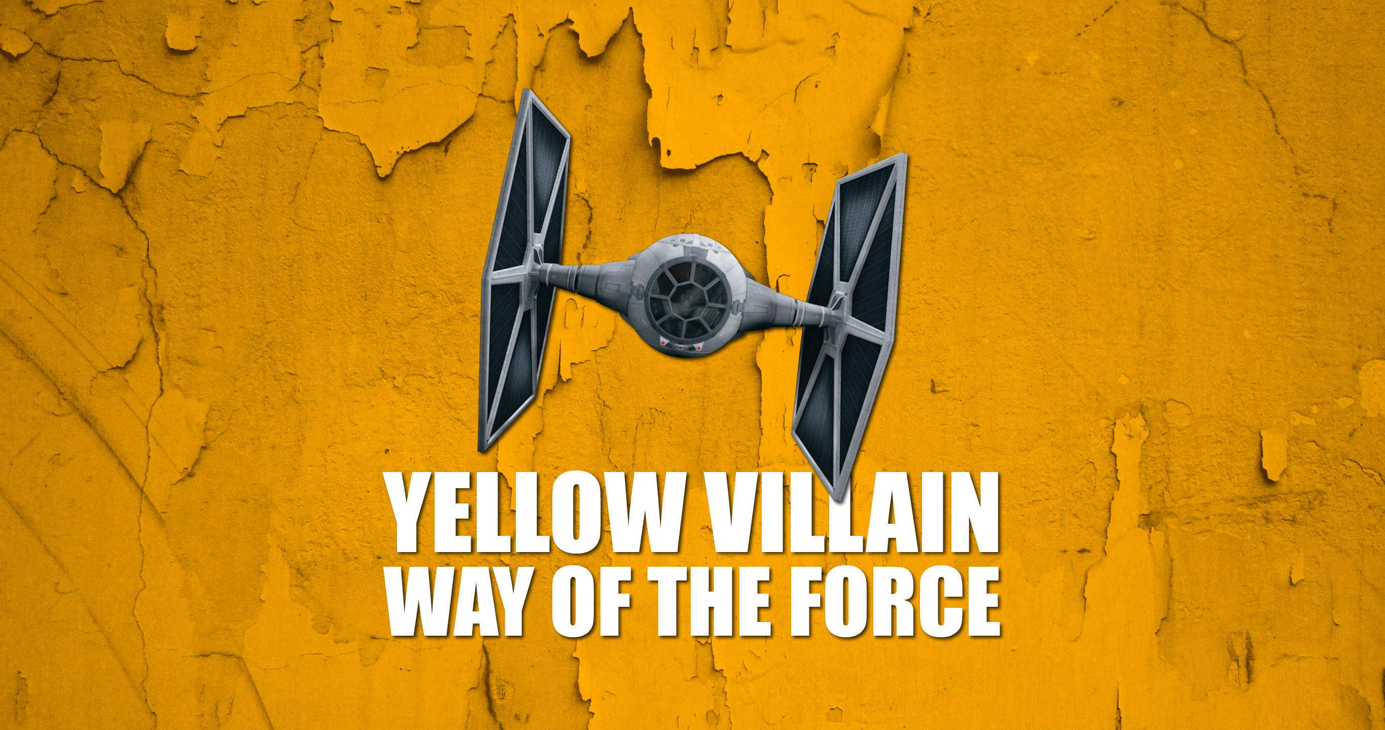 Way of the Force Set Review - Yellow Villain
