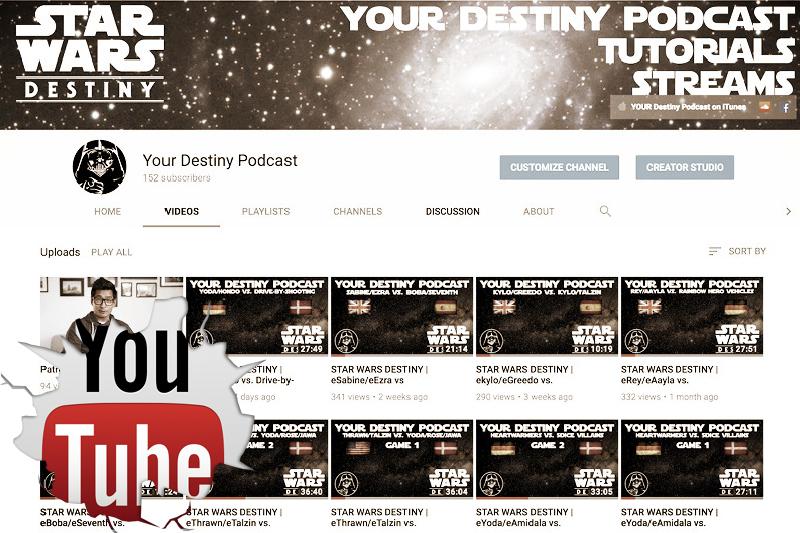 YOUR Destiny About Us