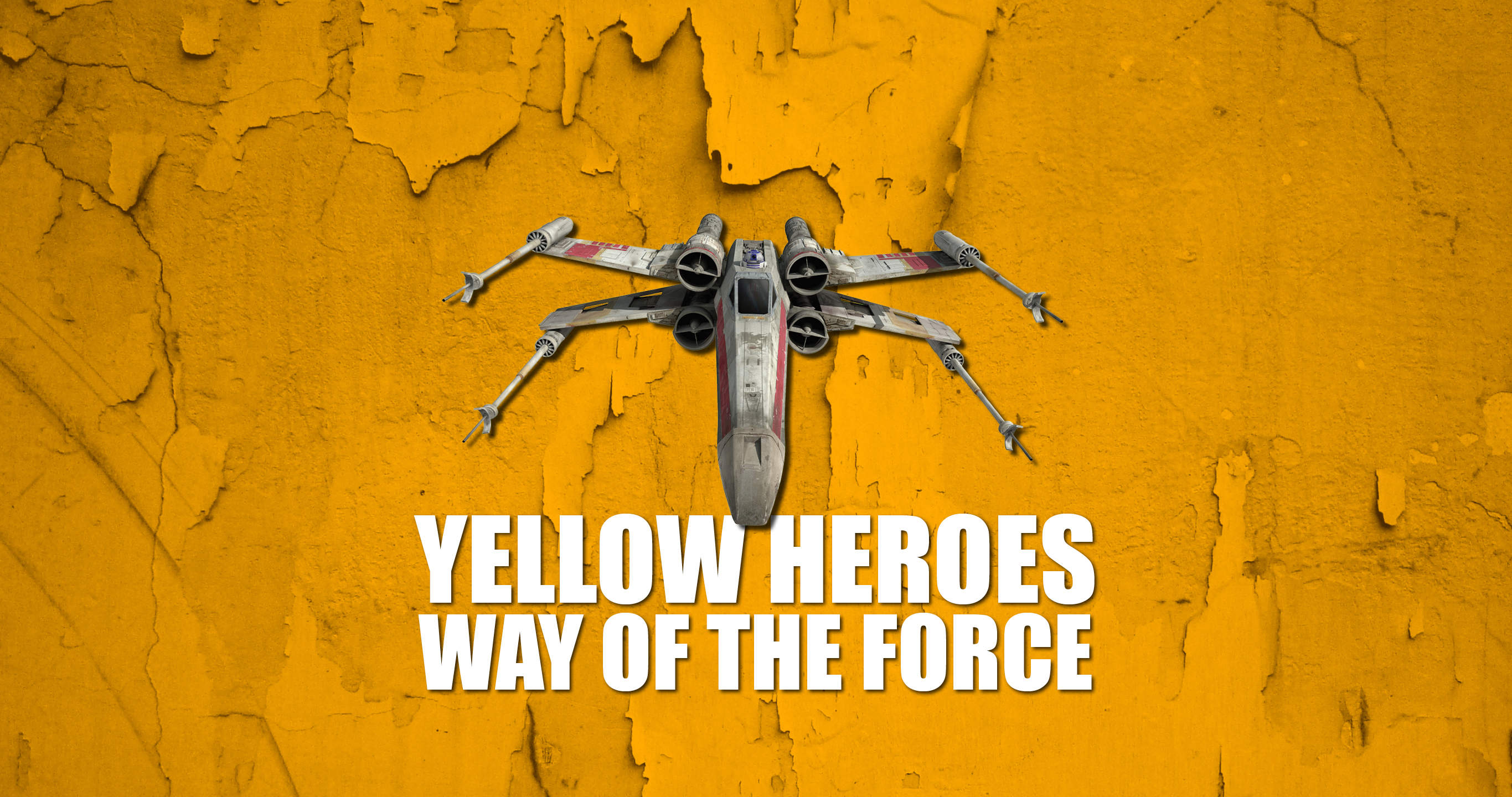 Way of the Force Set Review - Yellow Hero
