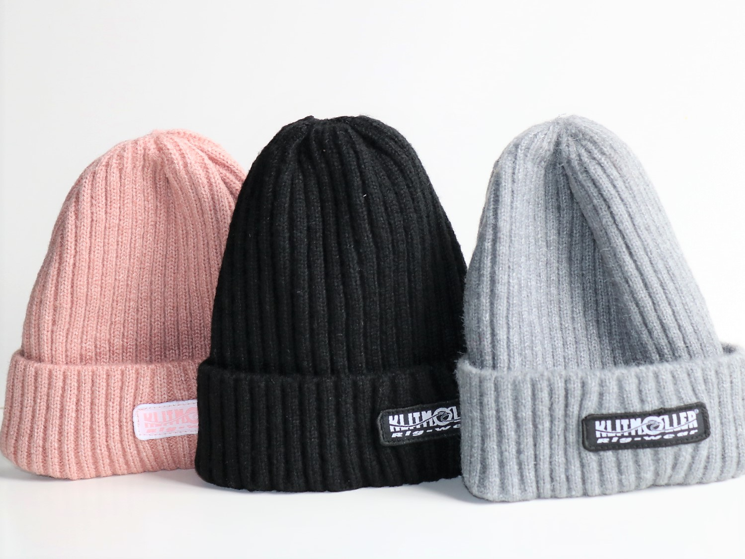 "Beanie in Cashmere wool ""Rosa"""