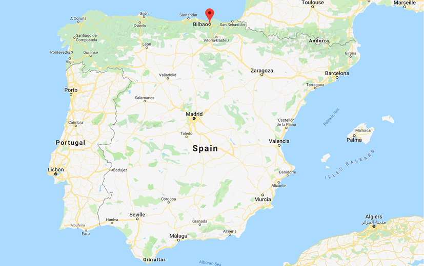 Bilbao mapjpg