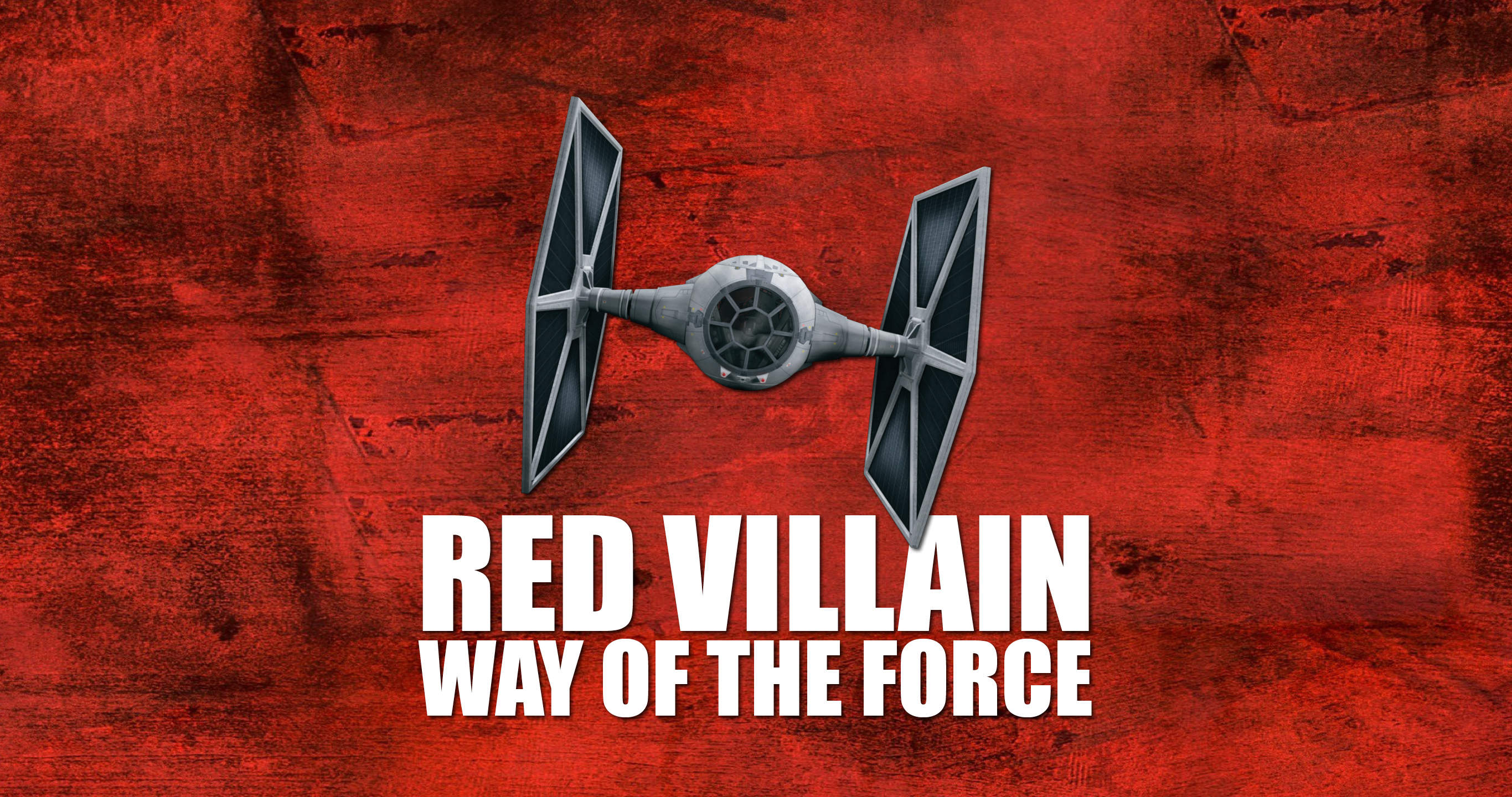 Way of the Force Set Review - Red Villain