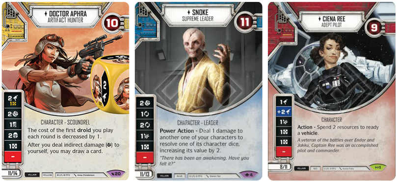 Doctor Aphra deck1 YOUR Destinyjpg
