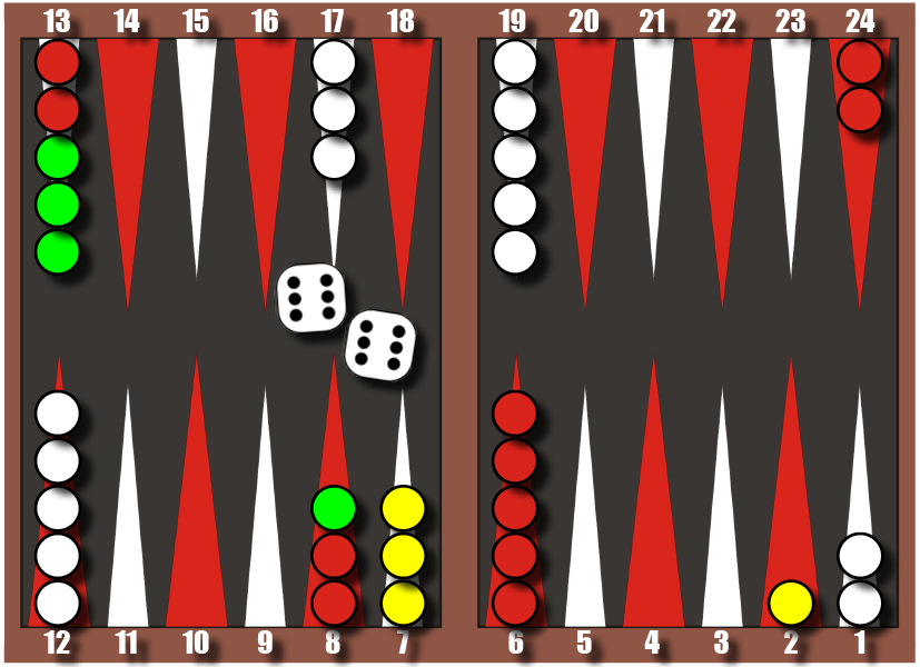 Backgammon move1jpg
