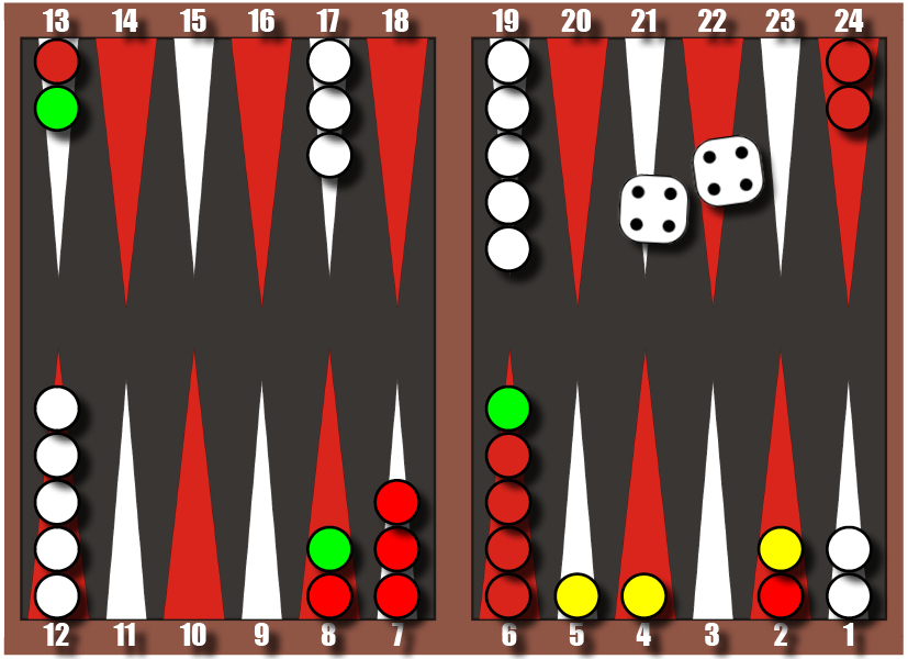 Backgammon move2jpg