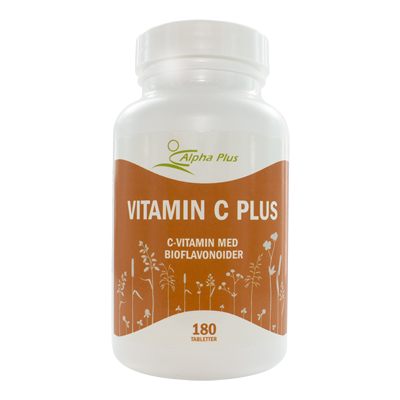 Vitamin C Plus 180 tab